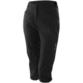 Löffler CSL 3/4 Bike Pants Women black